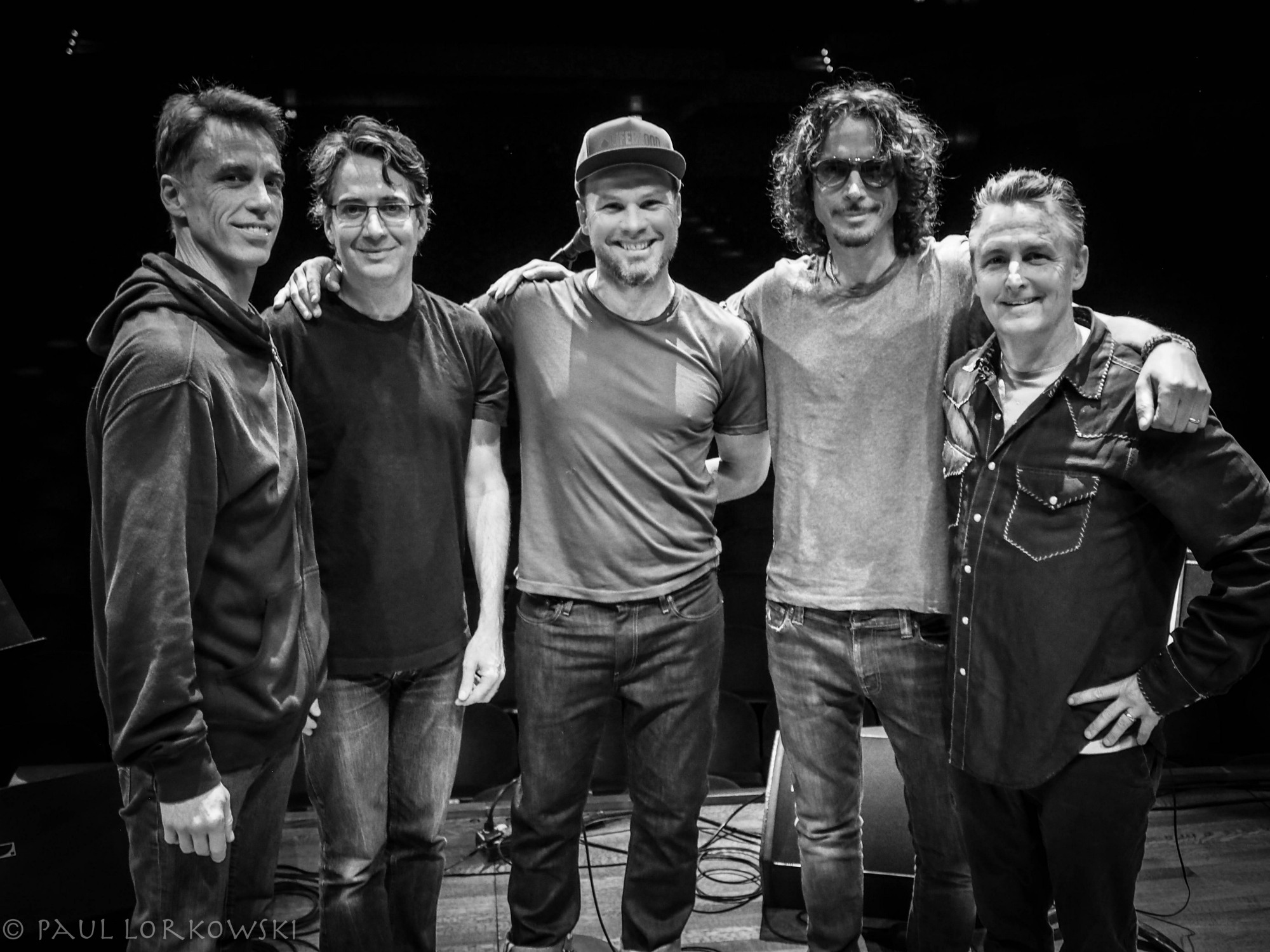 Temple Of The Dog band photo 2016