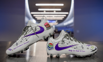 "The Art of the NFL's ""My Cause, My Cleats"""