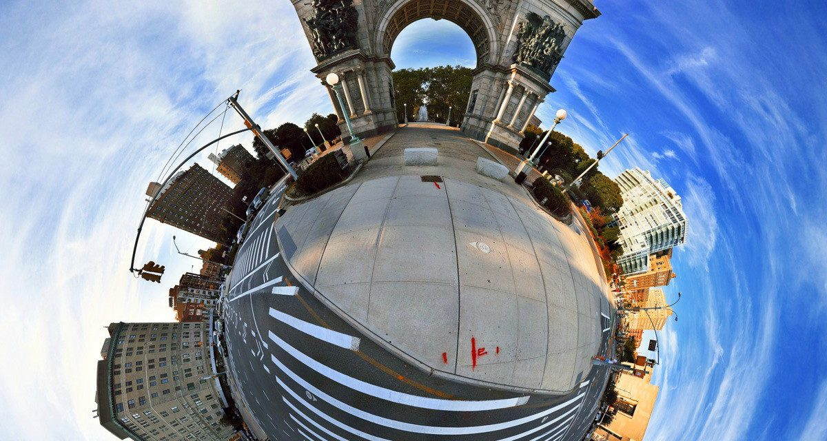 Michael J. Murray: Inside My Art — 360 Degree Spherical Panoramic Photographs