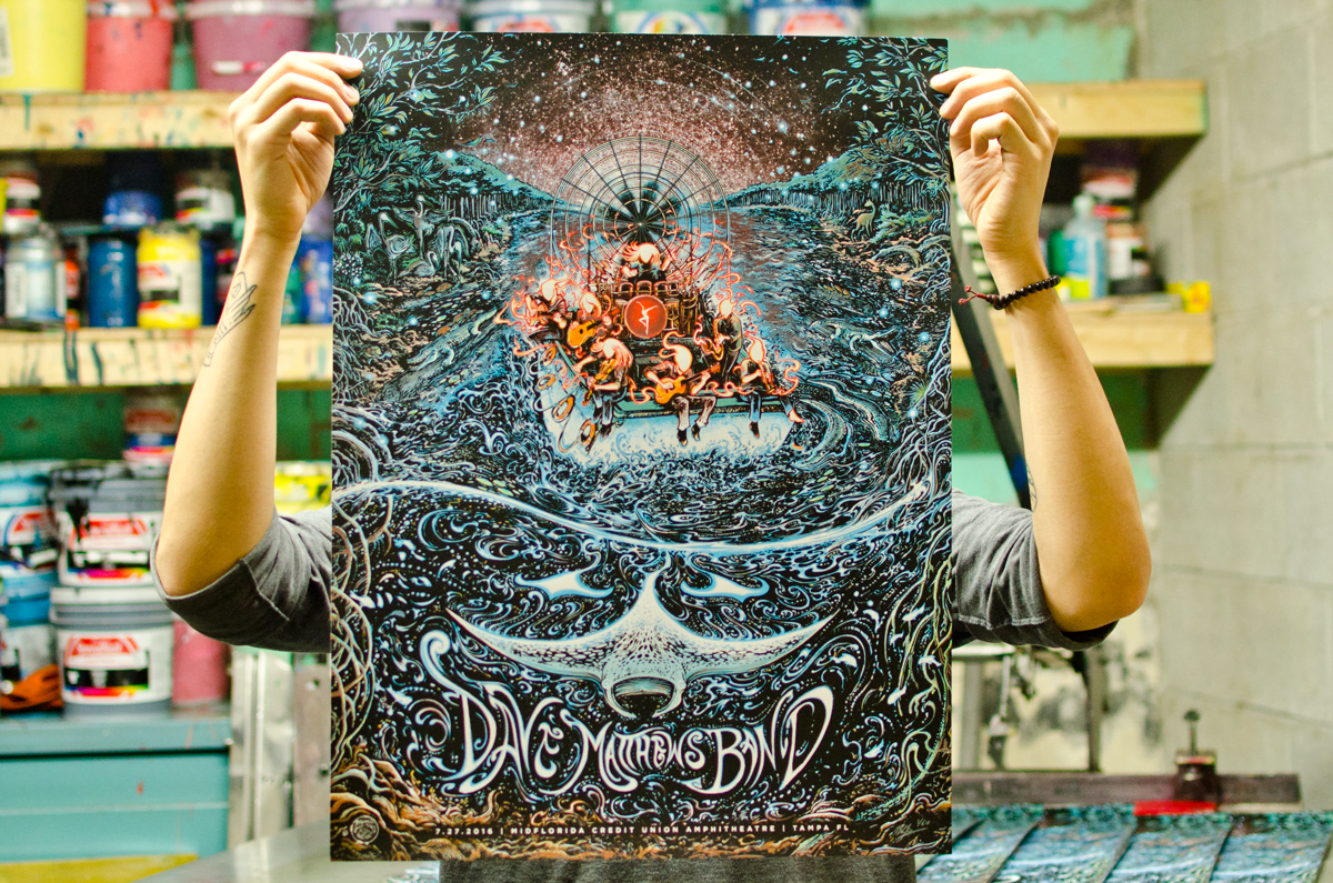 Miles Tsang: Inside My Art — How Passion & Hustle Led to Becoming a Poster Artist