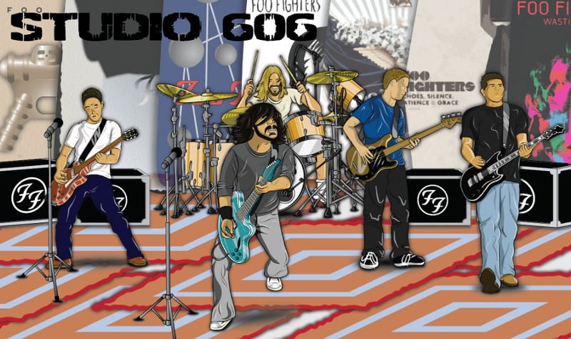 Why Foo Fighters Are The Perfect Rock Band
