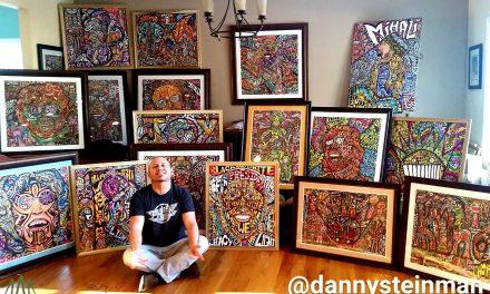 Danny Steinman: Inside My Art