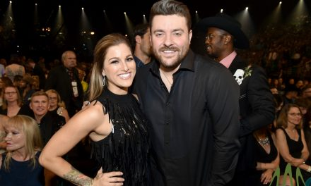Chris Young & Cassadee Pope Share Their Grammy Nominee Excitement