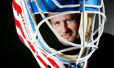 Frank Cipra: The Art Of Painting Goalie Masks