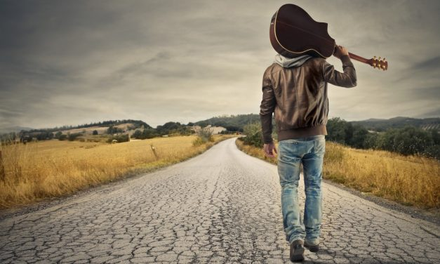 10 Songs To Accompany Your Leap of Faith