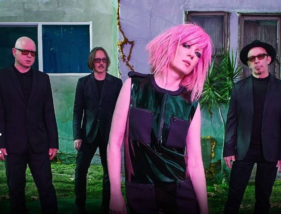 Interview: SHIRLEY MANSON — on the bands new record and the influence of Madison, WI