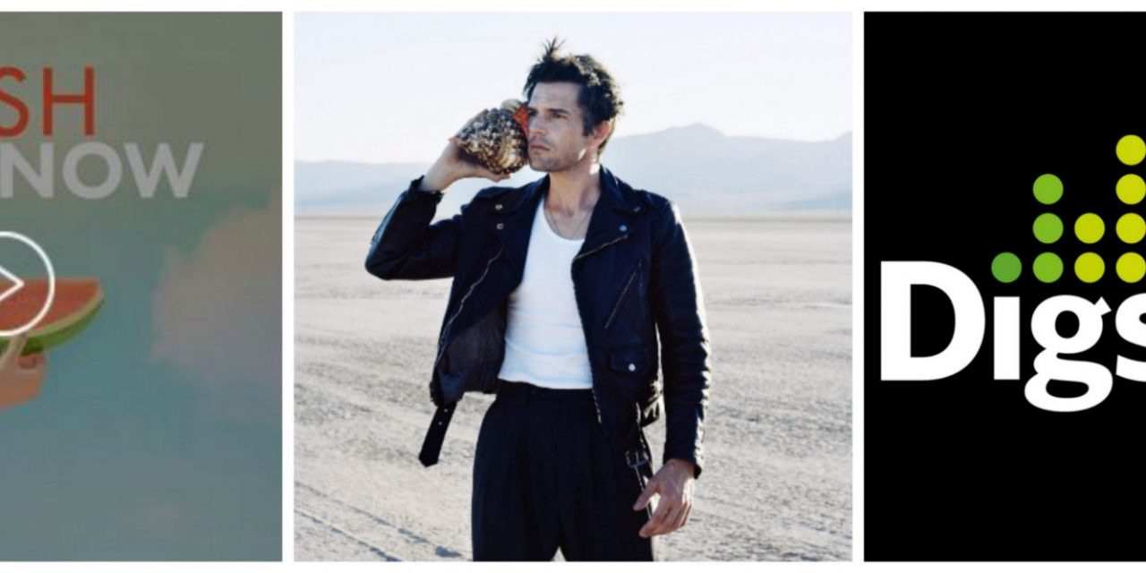 Digster Playlist of the Week: Featuring The Killers, Iggy Azalea, Chris Stapleton & More