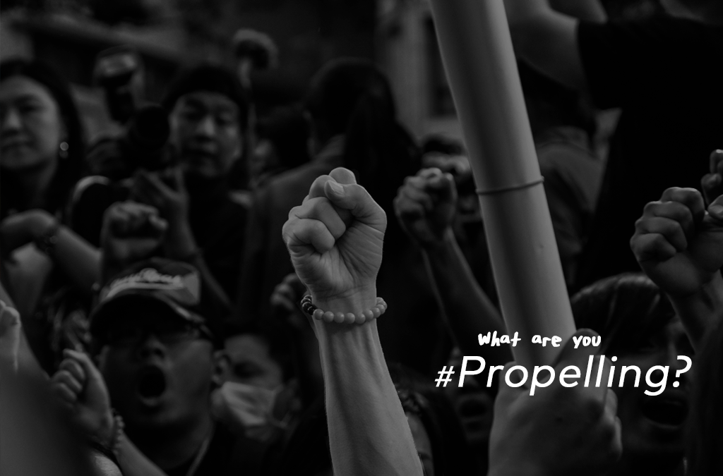 The Mission of Propeller: Linking Artists and Fans to Necessary Causes