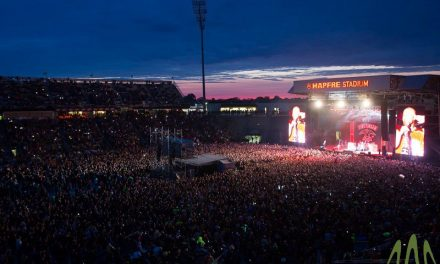 Gary Spivack: Behind The Scenes Of The Rock On The Range Festival