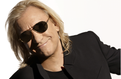 Joe Walsh: All Shook Up At Graceland