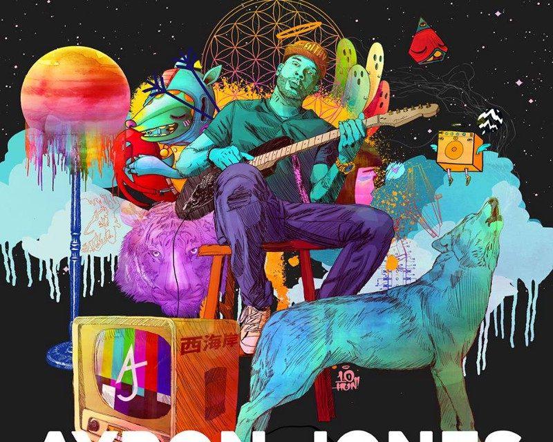 Ayron Jones: Behind the Scenes of My New Record