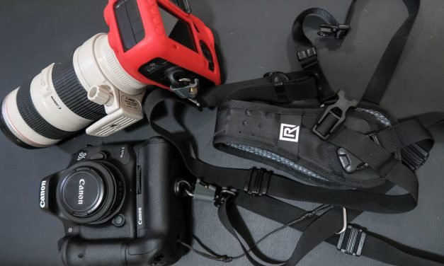 Behind the Lens — Strap In!