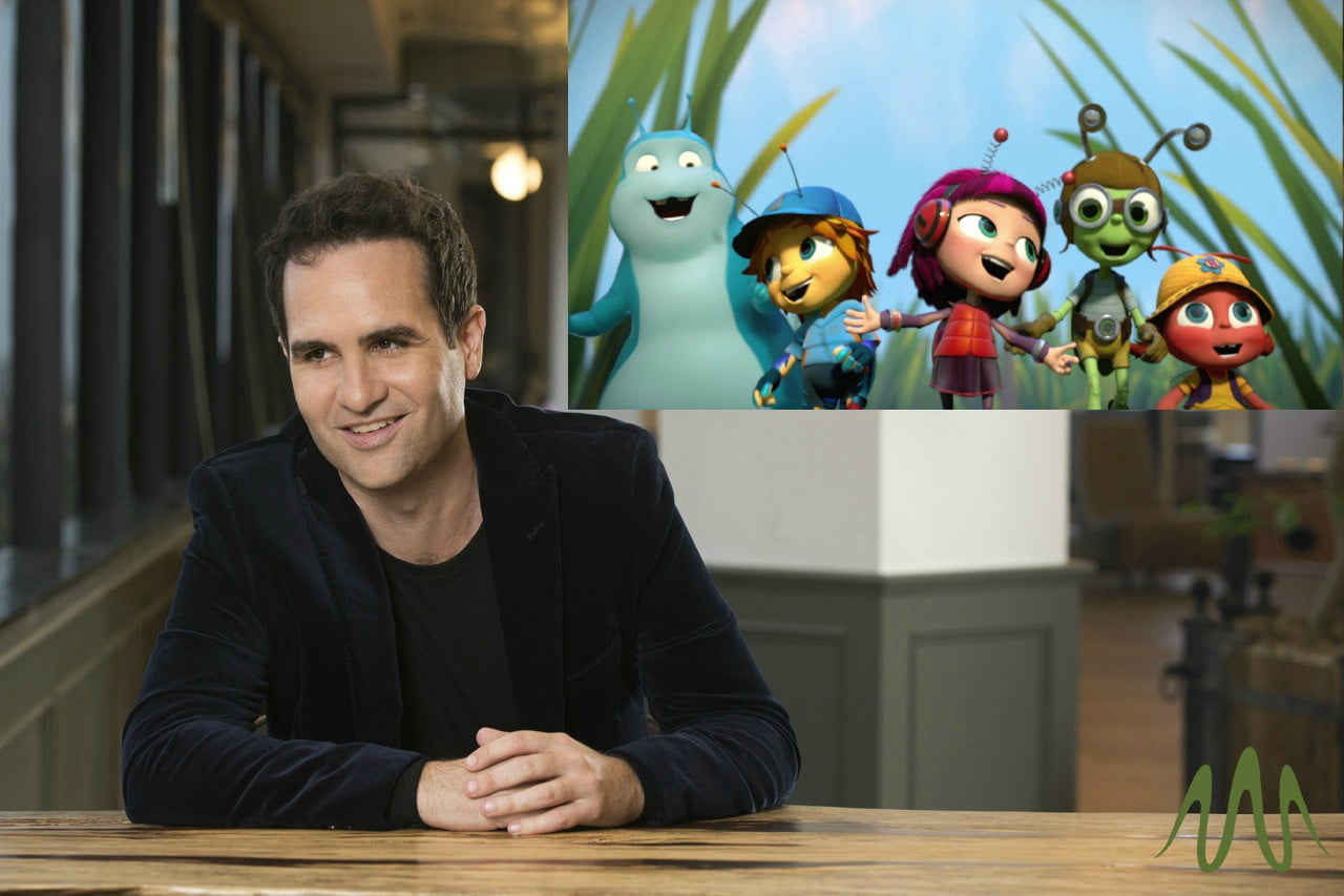 Interview: Josh Wakely — Behind the Scenes of 'Beat Bugs'