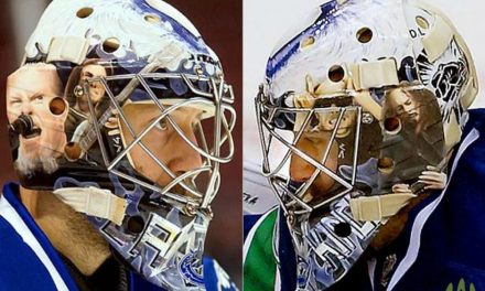 Jason LaBarbera: The Stories Behind Some Of My Favorite Goalie Masks
