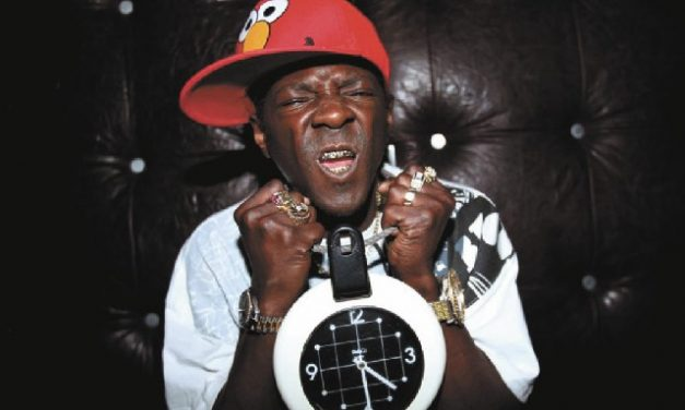 A Great Playlist is to a Workout as Flavor Flav is to Public Enemy