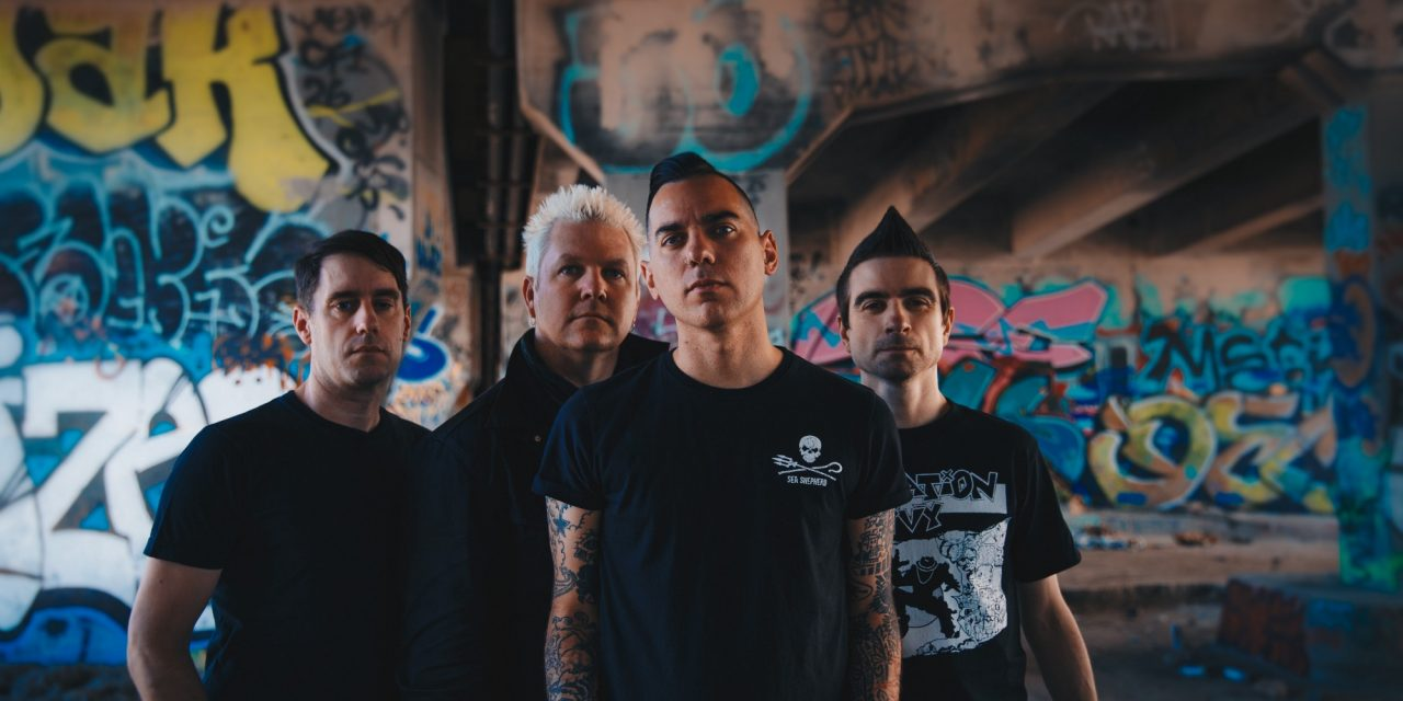 "Anti Flag: ""Racists"" You Don't Get a Pass For Your Ignorance"