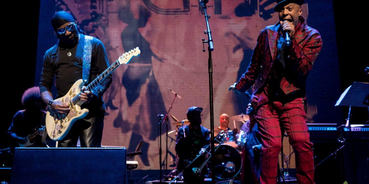 Angelo Moore: Playing a Jimi Hendrix Tribute At The Apollo — A Dream Come True
