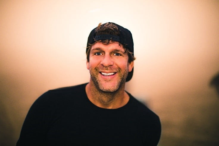 Billy Currington: The Emotion of My 12th #1 Single
