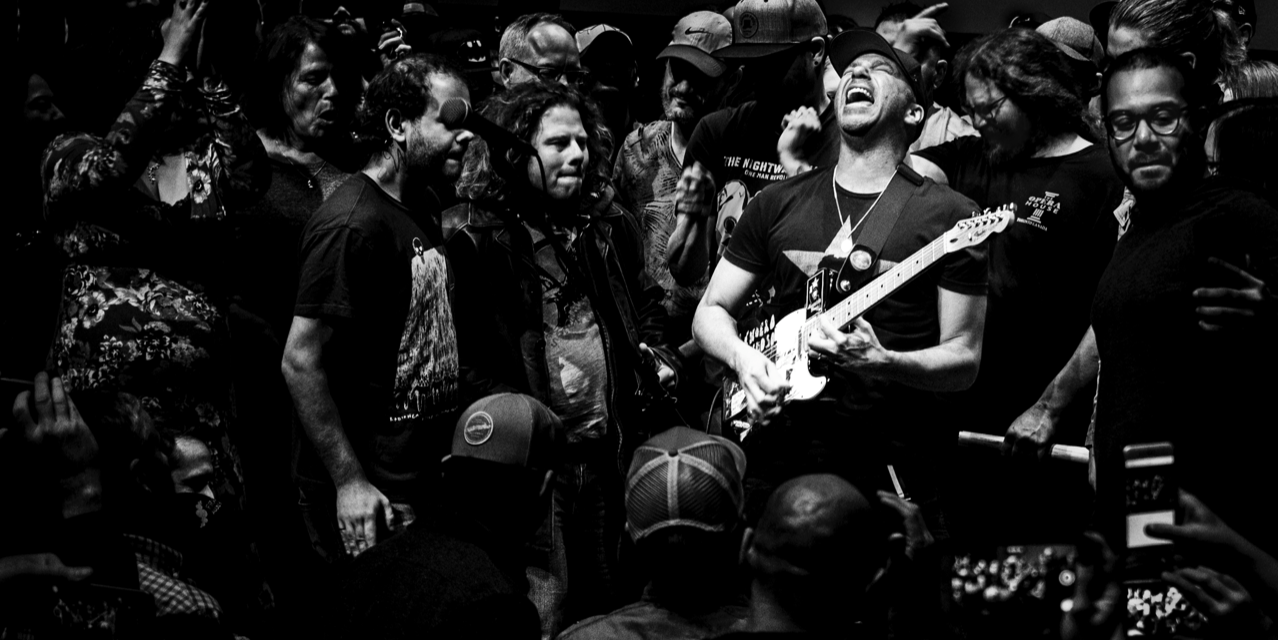 Tom Morello: The Atlas Underground in 10 Stunning Lyrics