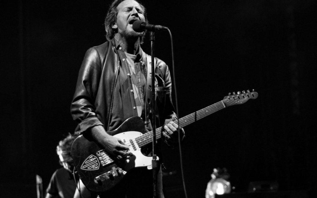 Behind the Lens: Pearl Jam Fenway Park 18