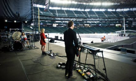 The Joy Formidable: The Thrill of Touring With Foo Fighters