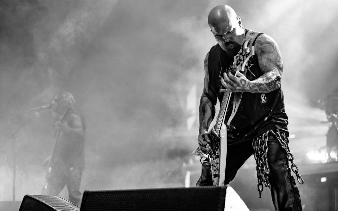 Behind the Lens: Slayer's Farewell Tour