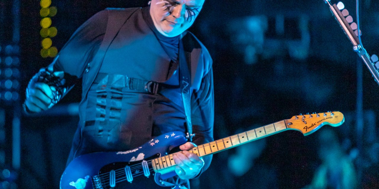 The Smashing Pumpkins – Not Faking it for just one more show