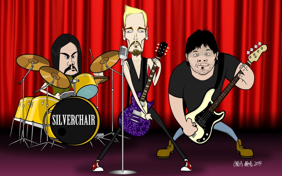 5 Silverchair Moments That Took Our Breath Away
