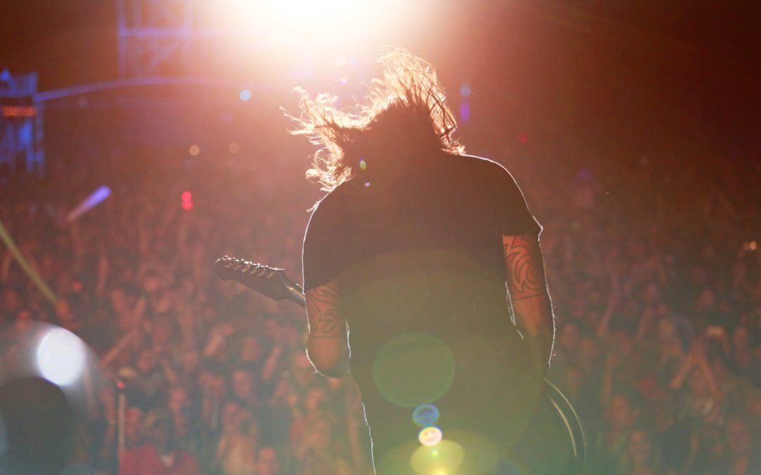 50 Words For Dave Grohl On His 50th Birthday
