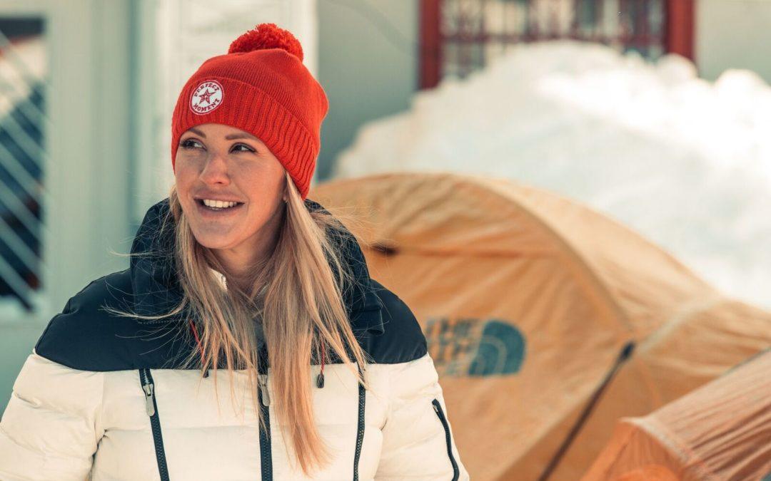 Ellie Goulding: Bringing Climate Change Awareness To Davos