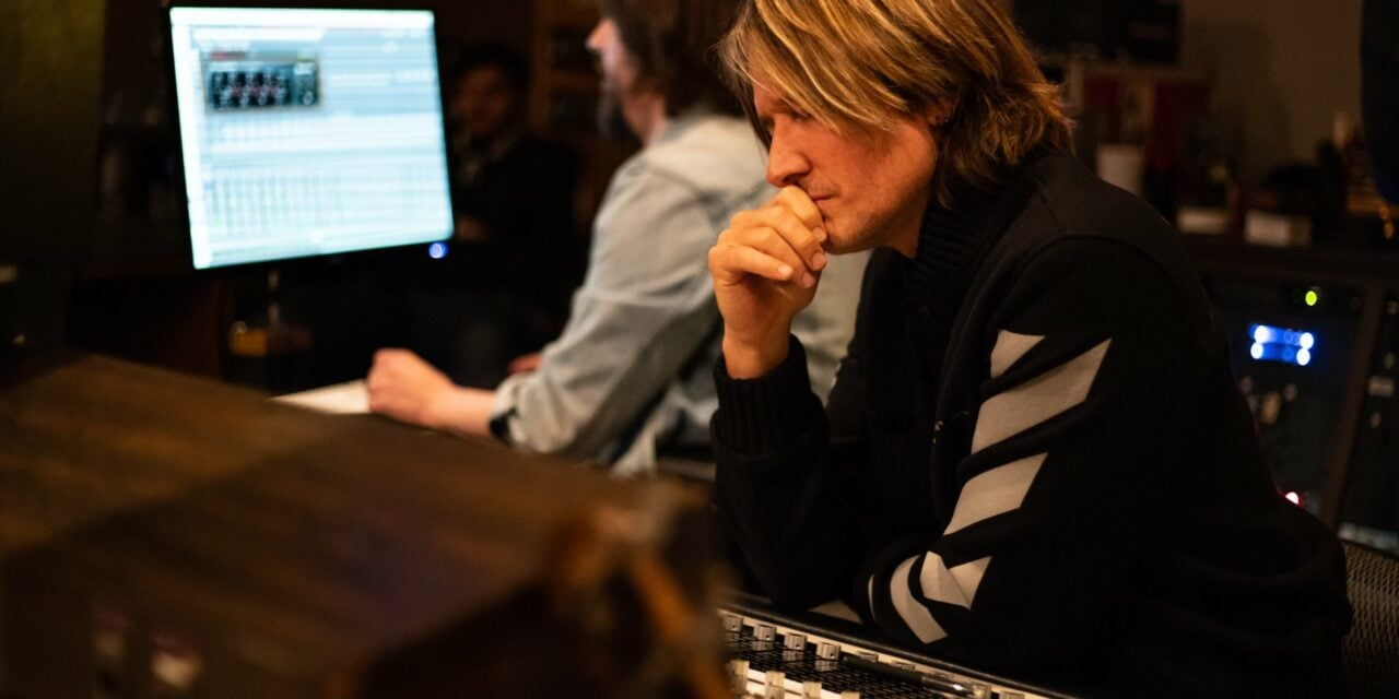 "Keith Urban: Behind the Song ""Burden"""