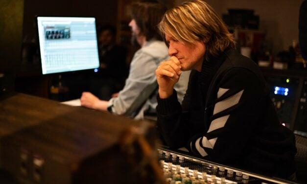 """Keith Urban: Behind the Song """"Burden"""""""