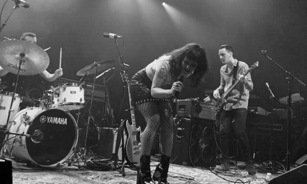 Tour Diaries with Fiona Silver: Rockin' Alongside Gary Clark Jr.