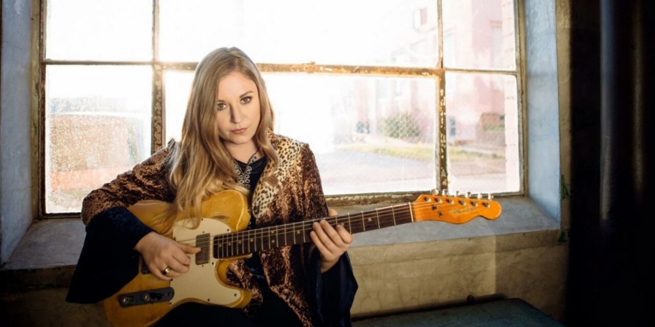 Joanne Shaw Taylor: My Journey to 'Reckless Heart'
