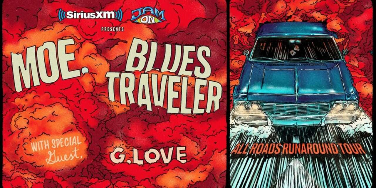 moe. and Blues Traveler Discuss the Thrill of Touring Together This Summer