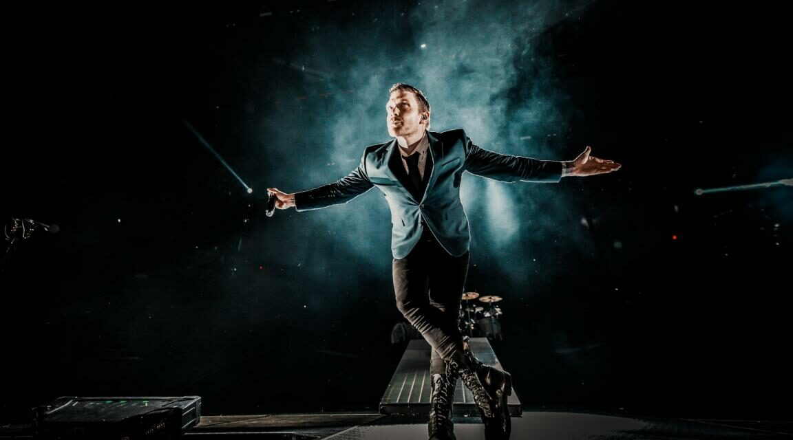 Interview: Shinedown's Brent Smith Talks The Impact of 'ATTENTION ATTENTION'