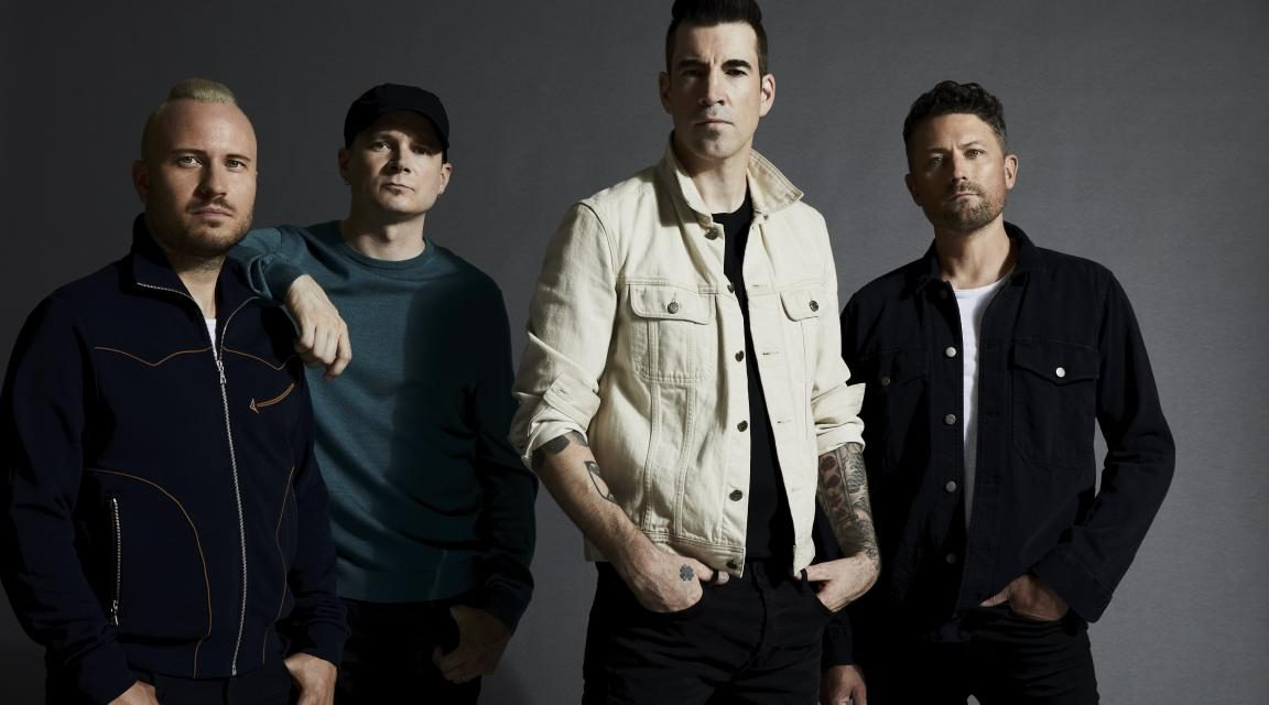 "Speaking Up with ""Say Nothing"" by: Tyler Connolly / Theory of a Deadman"