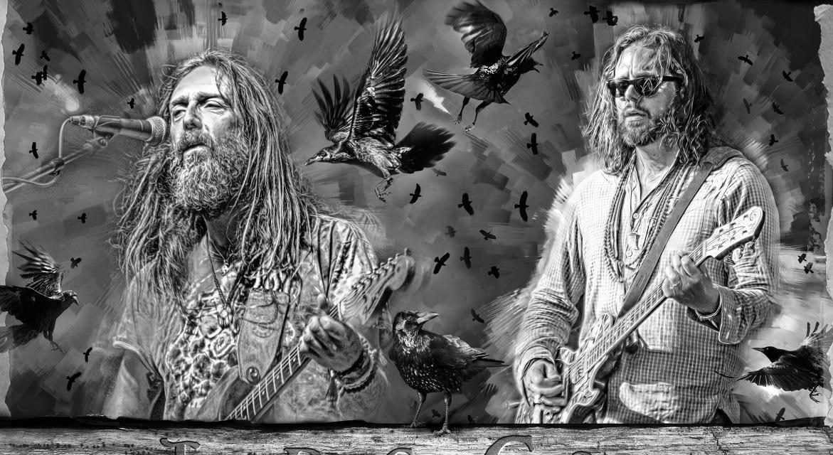 Can I Tell You A Story About The Black Crowes?